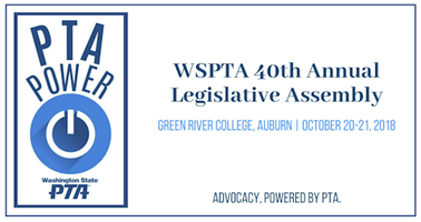 WSPTA 40th Annual Legislative Assembly