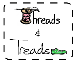 Threads and Treads logo